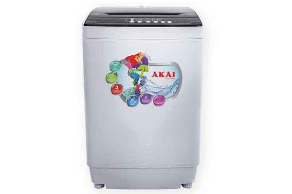 AKAI launches new range of semi-automatic and automatic washing machines ahead of the festive season