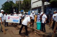 Bank of Maharashtra organises Cleanliness Drive