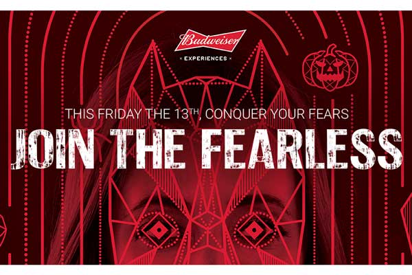 Budweiser brings What's Brewing - Friday the 13th to Pune