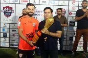 Virat Kohli and Abhishek Bachchan successfully pull off 3rd edition of Celebrity Clasico 2017