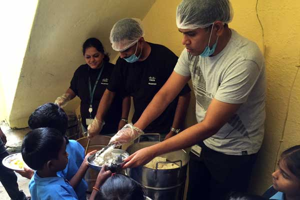 Cisco to digitize the world's largest non-profit mid-day meal programme
