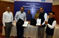 EESL Signs MoU with Income Tax Department to retrofit Energy Efficient appliances