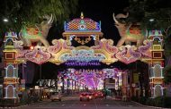 Singapore lights up for Deepavali