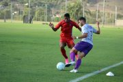 Real Murcia edge FC Goa in hard fought match