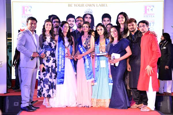 Pune Fashion Fiesta - ​ Breaking stereotypes, one walk at a time