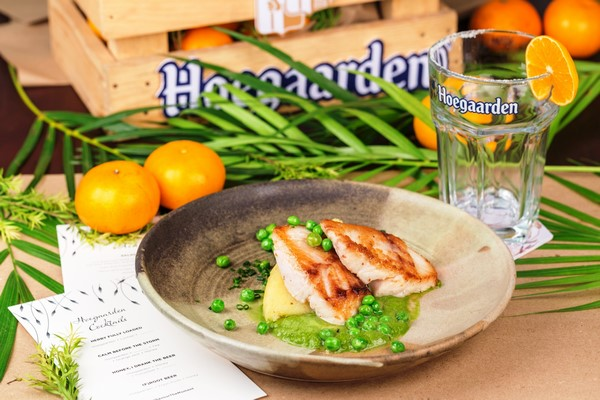 Savour the moment with Hoegaarden India