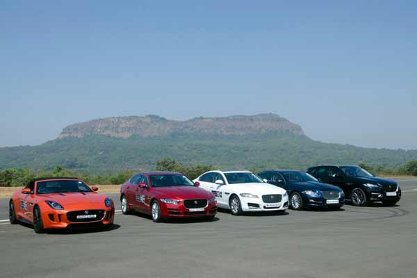 JAGUAR BRINGS THE ART OF PERFORMANCE TOUR TO KOCHI