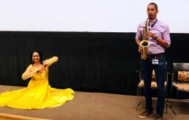Bollywood Meets Hollywood: Indian American Artist Shines at US Film Festival