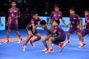 8 schools #lepanga to be crowned Kabaddi Juniors - Pune Champions