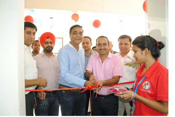 Motorola makes milestone announcement of inaugurating its 150th exclusive service centre in India