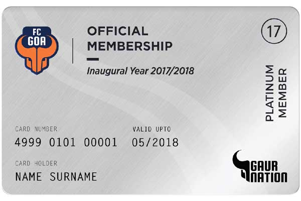FC Goa Launches its Official Membership Programme