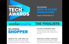 'OhLook' shortlisted from India at Consumer Tech Awards 2017