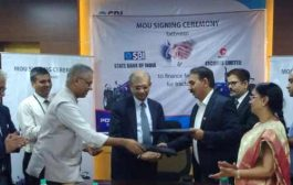 State Bank of India and Escorts Limited sign MoU for financing Tractors