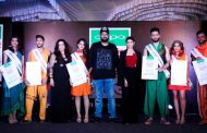 Anchal NG & Kanishk Rai win big at the 10th edition of the OPPO Times Fresh Face in the Bengaluru city finale