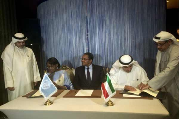 WHO AFRO and the Kuwait Fund Catalyze Global Support to End Neglected Tropical Diseases in Africa