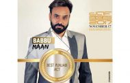 BABBU MAAN FELICITATED WITH