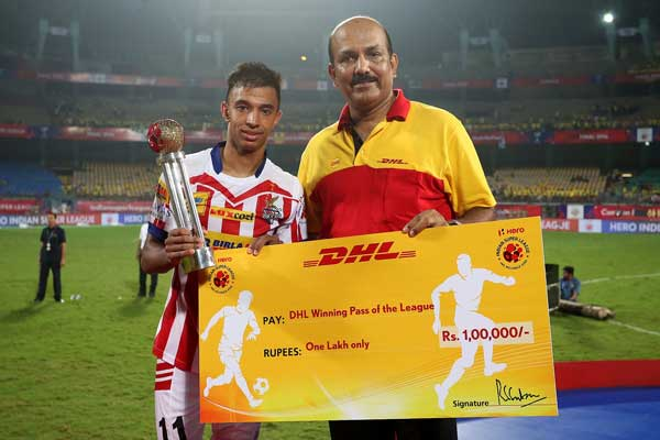 DHL renews partnership with Hero Indian Super League