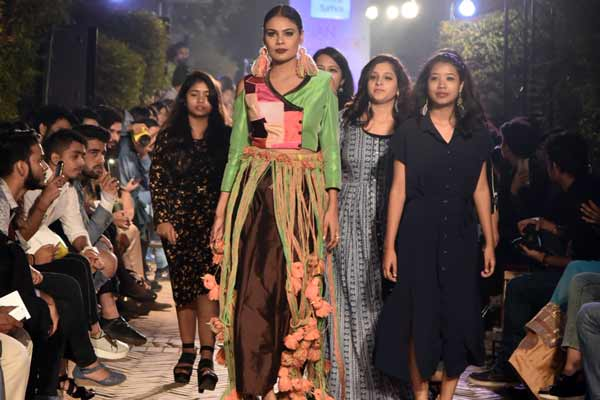 "INTERNATIONAL SCHOOL OF DESIGN PRESENTS THE GRAND FASHION EVENT ""ECO FASHION 2017"""