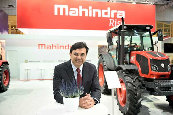 Mahindra Debuts in Agritechnica 2017, the World's Leading Trade Fair for Agricultural Machinery and Equipment