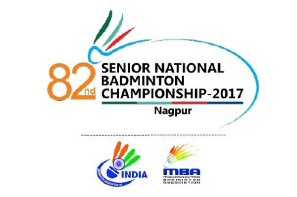 82nd Senior National Badminton Championship commenced in Nagpur