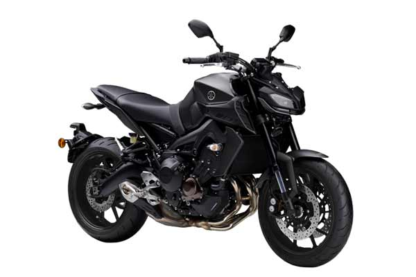 Yamaha introduces the 'multi-performance neo-roadster' MT-09 in India