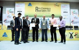 Mahindra & Mahindra wins at FICCI Road Safety Awards 2017