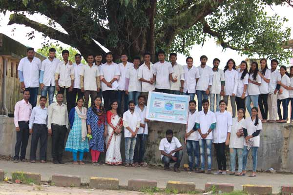 Students from Sinhgad Institutes participate in 'Rally for Rivers' with enthusiasm