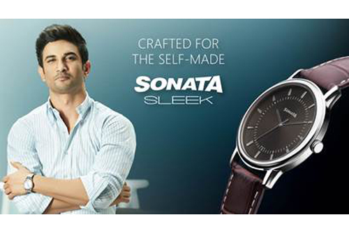 Sleek Collection - The Ultra Slim watches by Sonata