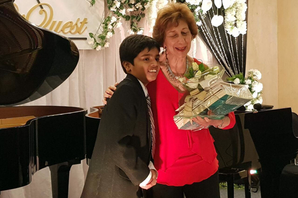 Pune Shines at MusiQuest Piano Festival 2017