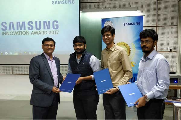 Samsung Innovation Awards 2017 Held at IIT-Kanpur to Recognize Young Innovators With Path-breaking Ideas