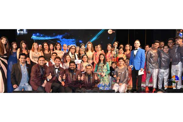 Grand Masters Bappi Lahiri And Meenakshi Seshadri Crown 3iii Season I Winners At The Successful Grand Finale