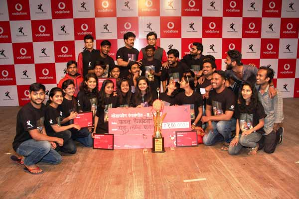 WINNERS OF THE EIGHTH EDITION OF VODAFONE RANGASANGEET 2017 ANNOUNCED