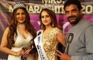 Manjusha Mulik  crowned as Mrs Maharashtra Season 2 (2017)