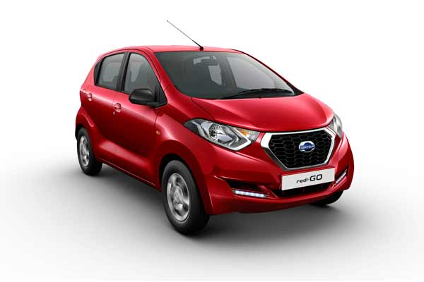 Indian customers give Datsun redi-GO a thumbs-up!