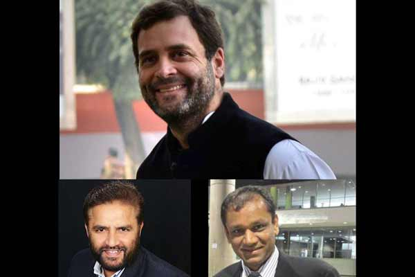 INOC(I), USA endorses the candidature of Shri Rahul Gandhi for Congress Party President