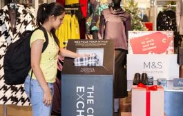 MARKS & SPENCER LAUNCHES CLOTHES EXCHANGE IN INDIA