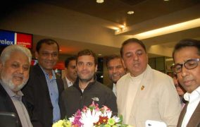 INOC(I),Expressed support to Shri Rahul Gandhi on being elected as Congress Party President in India