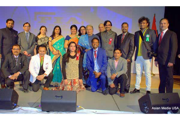 FIA-Chicago hosted a grand dazzling Indian Republic Day Gala