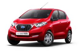 Datsun launches the best priced AMT model in India