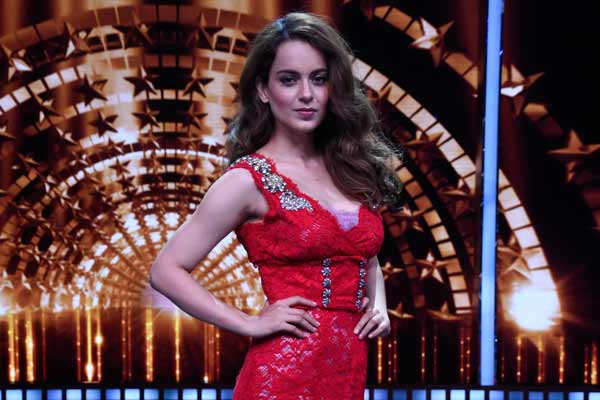 KANGANA GETS NOSTALGIC ABOUT HER FIRST AUDITION