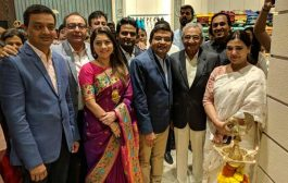 BAJIRAO ROAD BECOMES MORE REGAL WITH THE LAUNCH OF THE GRAND MEWAR ETHNIC STORE