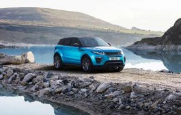 LAND ROVER ADDS A DASH OF GLAMOUR TO THE RANGE ROVER EVOQUE WITH THE LANDMARK EDITION
