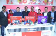 Motorola expands its retail footprint, announces 50 Moto Hubs in Delhi