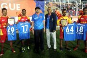 FC Goa celebrates the lifeguards who are the Heros of Goa