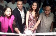 Zoya Afroz inaugurated JASHN 'Pret-Line Store' in Kamla Nagar, New Delhi