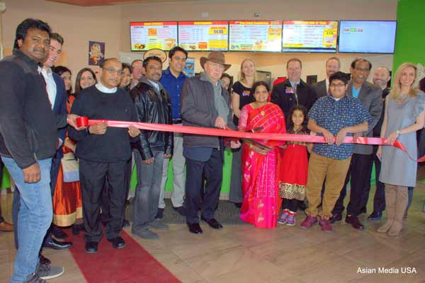 Grand opening of Radhika's Kitchen, Taste of Home Style India Food in the heart of Schaumburg