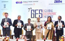 Adding value to Global Supply Chain will be the new mantra of business, says Hon'ble Minister Shri. Suresh Prabhu