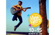 Sony Music presents Hindi singer , songwriter and composer VIPIN HEERO