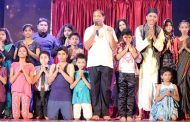 Sridevi, Jackie Shroff, Tusshar Kapoor, Neil Nitin Mukesh  adds fanfare at the annual festival of Children Welfare Centre High School