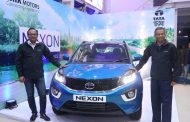 Tata Motors launches its most awaited lifestyle SUV – Tata NEXON – in Nepal